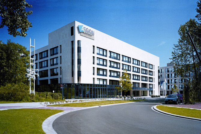 Mariahoeve, Aegon's global headquarters