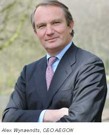 Alex Wynaendts, CEO Aegon