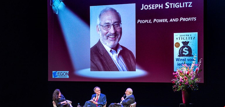 Joseph Stiglitz – making the case for shared prosperity