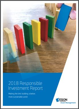 Aegon Responsible Investment Report 2018