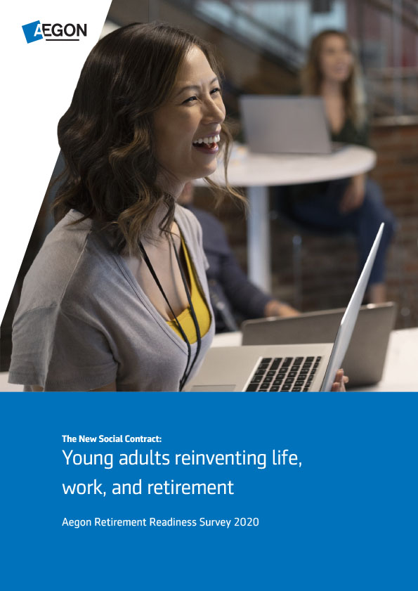 The New Social Contract: Young adults reinventing life, work, and retirement