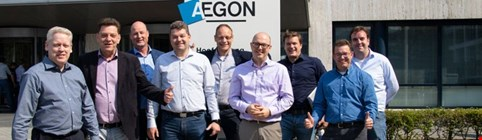 Aegon IT team wins award for operational excellence