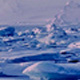 South Pole Ice Flow