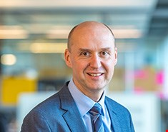 10. Mike Holliday-Williams to succeed Adrian Grace as CEO of Aegon UK