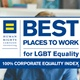 Corporate Equality Index Badge