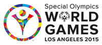 Special Olympics World Games 2015 logo