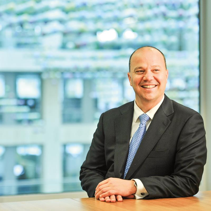 Tom Grondin, Aegon Chief Risk Officer