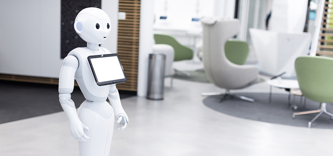 Are robots the answer to elderly loneliness? | Aegon