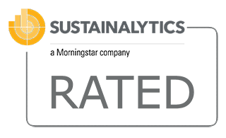Sustainalytics badge