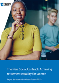 The New Social Contract: Achieving retirement equality for women