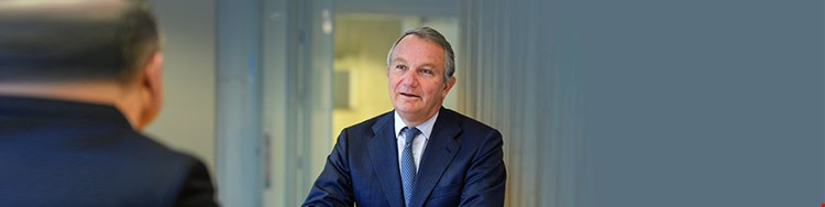 Aegon CEO Alex Wynaendts