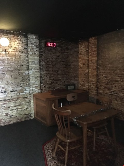 Aegon Escape Room