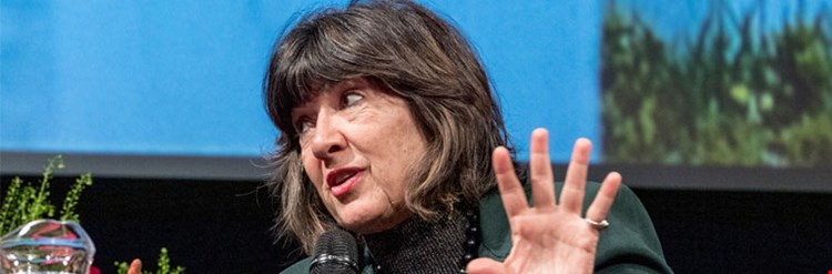 Christiane Amanpour: empathetic and then the ruthless question