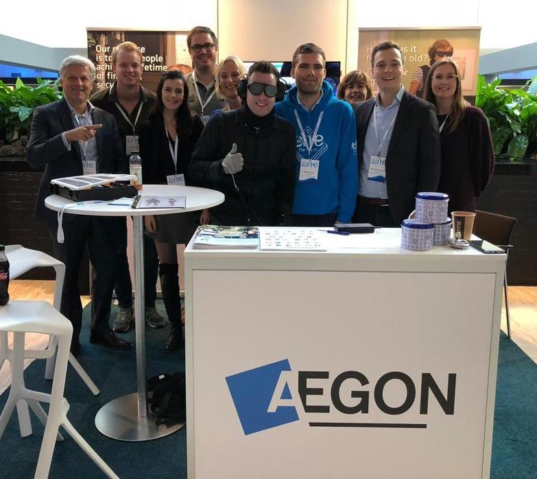 Aegon delegates and the Age Suit