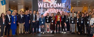 Young leaders accept mission to lead positive global change