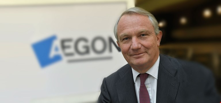 Aegon will propose to reappoint Alex Wynaendts as CEO