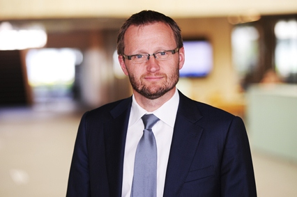 Chris Madsen, Managing Director, Aegon Blue Square Re