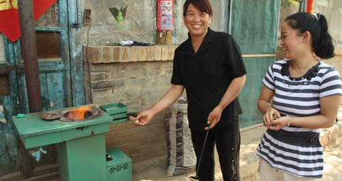 Cook stove recpient in china