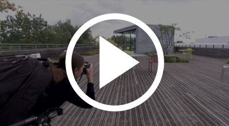 We invited a group of instagrammers to discover our fantastic office in the Hague. Find out what they made of it!